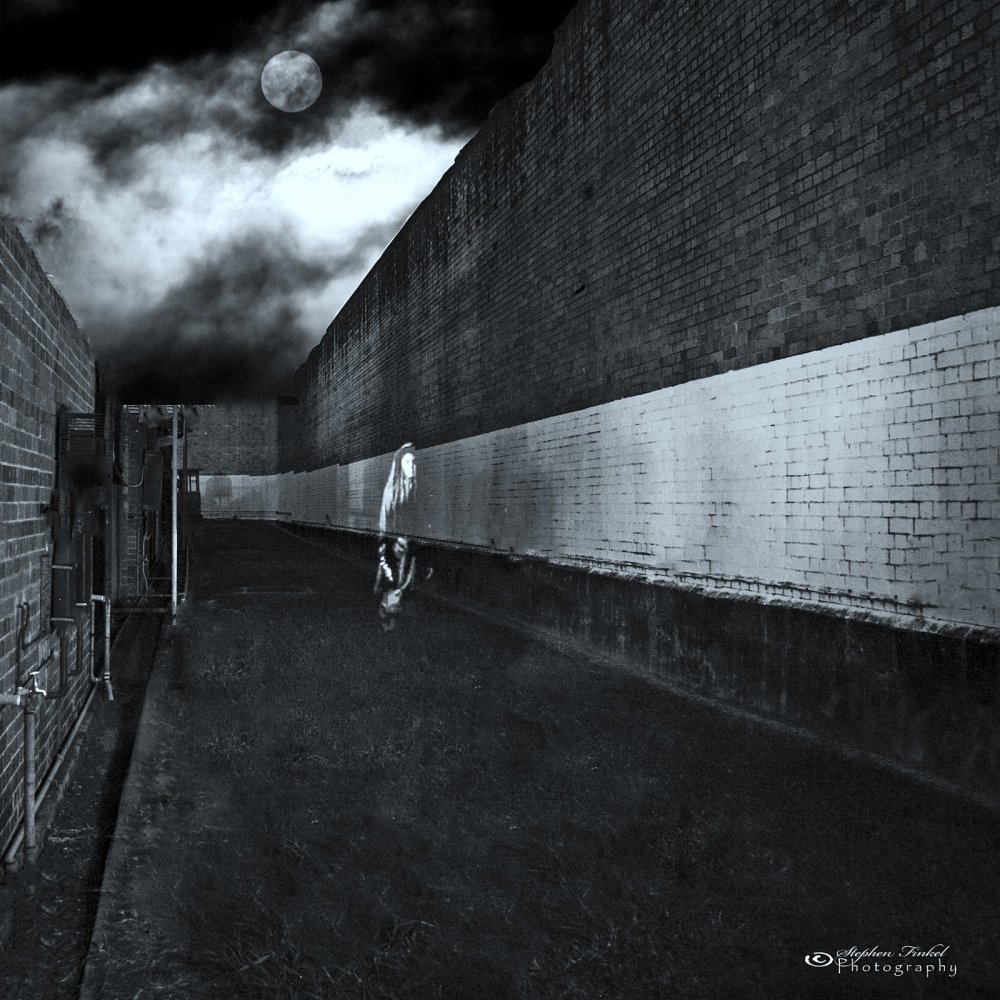 Ghosts in the Laneway