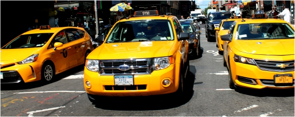 Yellow, taxi, NYC