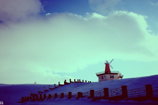 the peak...