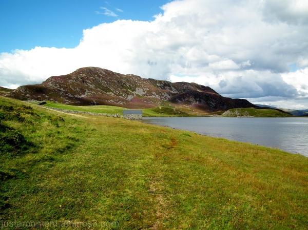 Pared y Cefn-hir snowdonia national park