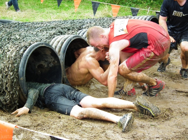 Tough Mudder.