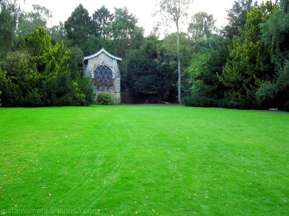 The Moorish Temple - Elvaston Castle.