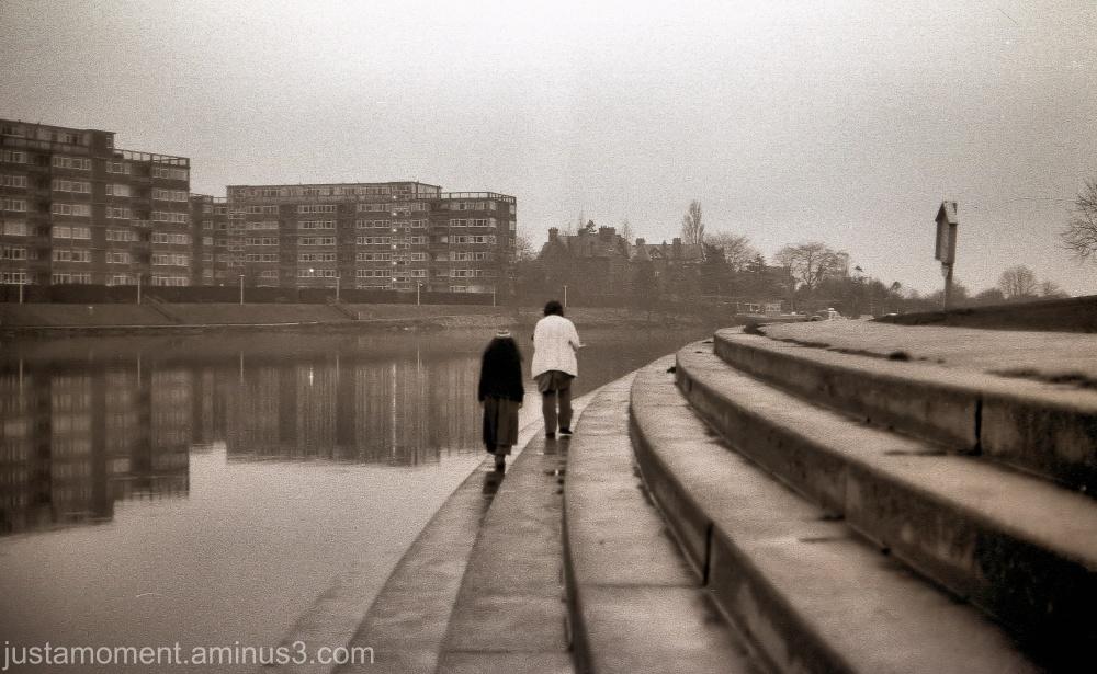 Nottingham Victoria Embankment.