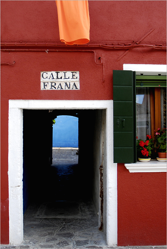 Calle Frana
