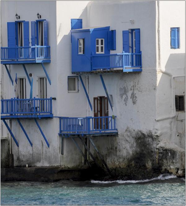 Blanc bleu 13