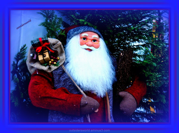 Ho, ho, ho.....since you all be good ???