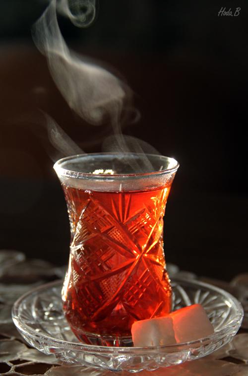 به قول شعرا،  چای دغدغه ی عاشقانه خوبیست