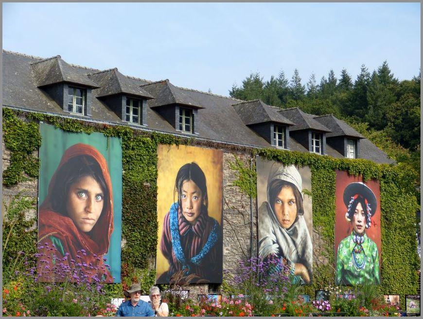 Steve McCurry à La Gacilly
