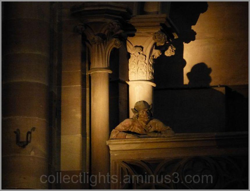 Quasimodo au coin du balcon