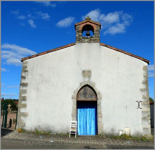 Chapelle Notre Dame de toute patience