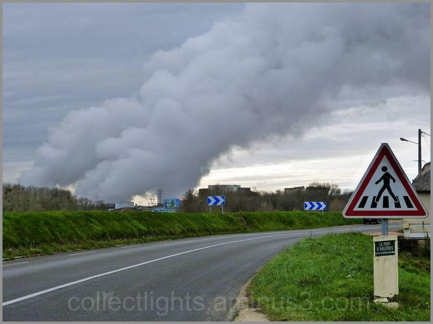 Traverser ou fuir les gros nuages de fumée ?