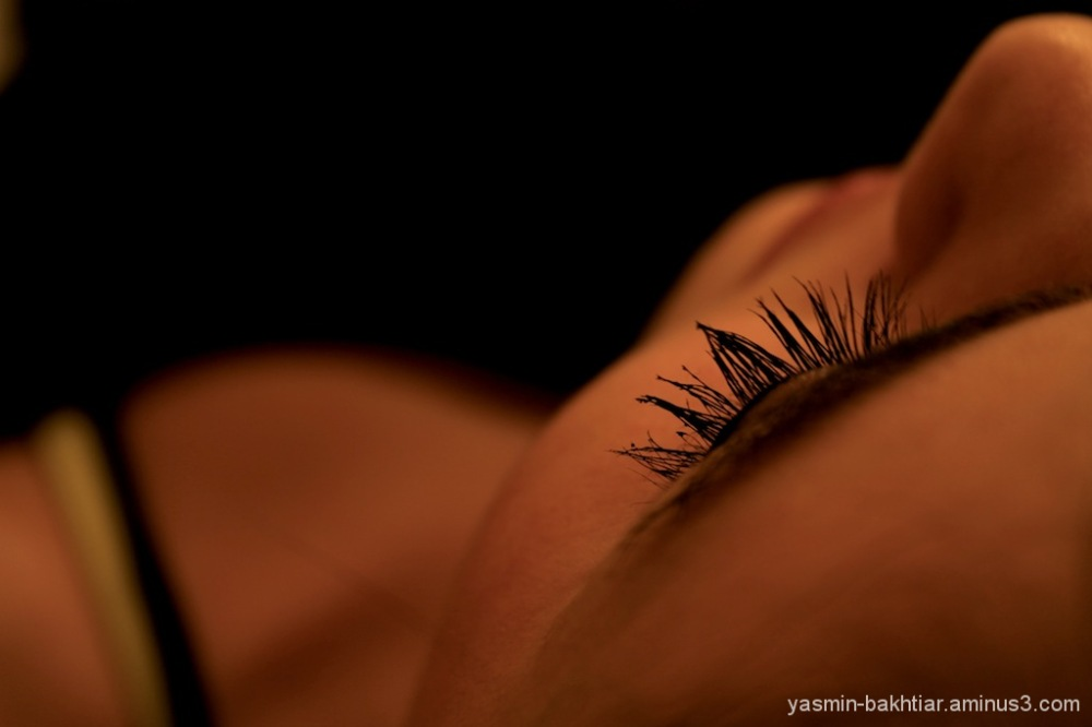 Portrait 9 - Eyelash