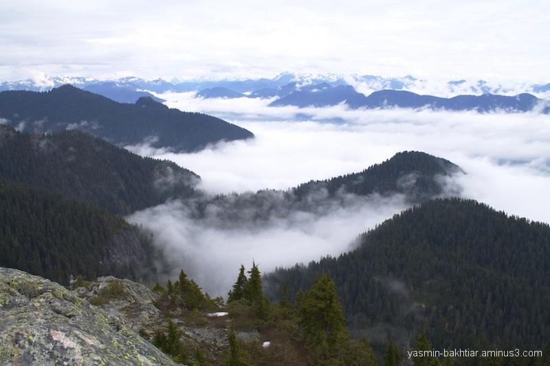 Seymour mountain