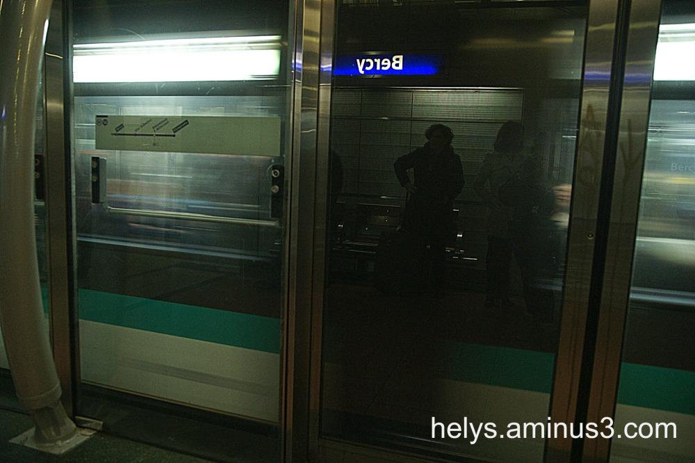 Paris: métro3