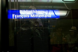 Paris: métro4