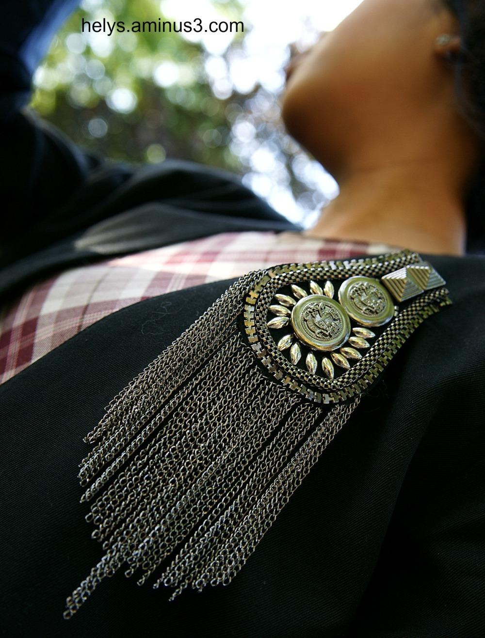 The brooch