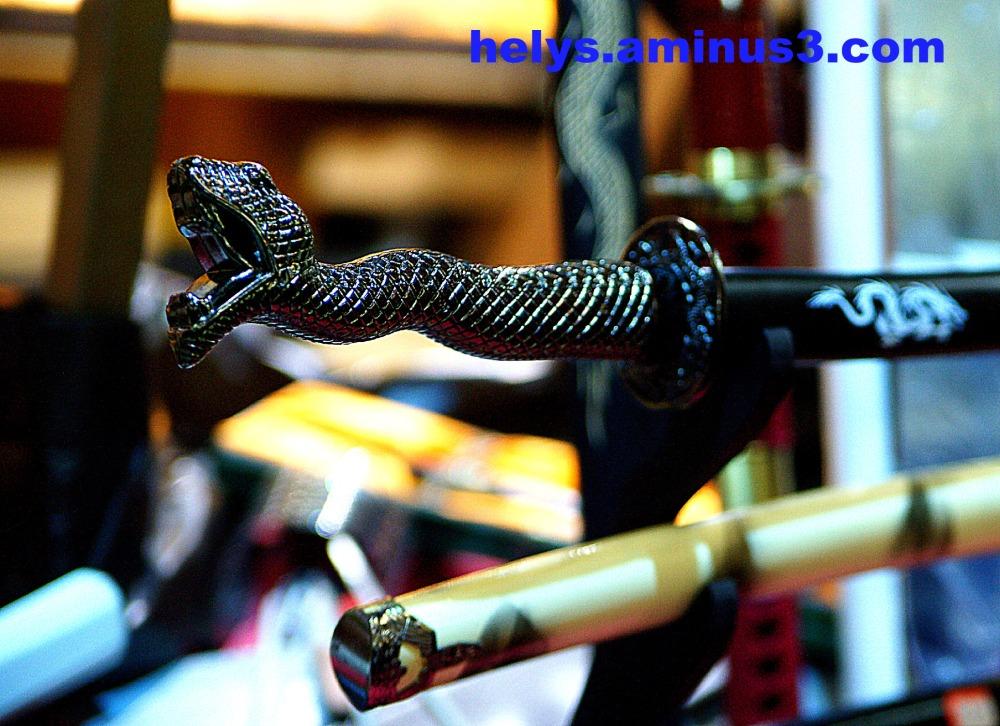 La morsure du serpent