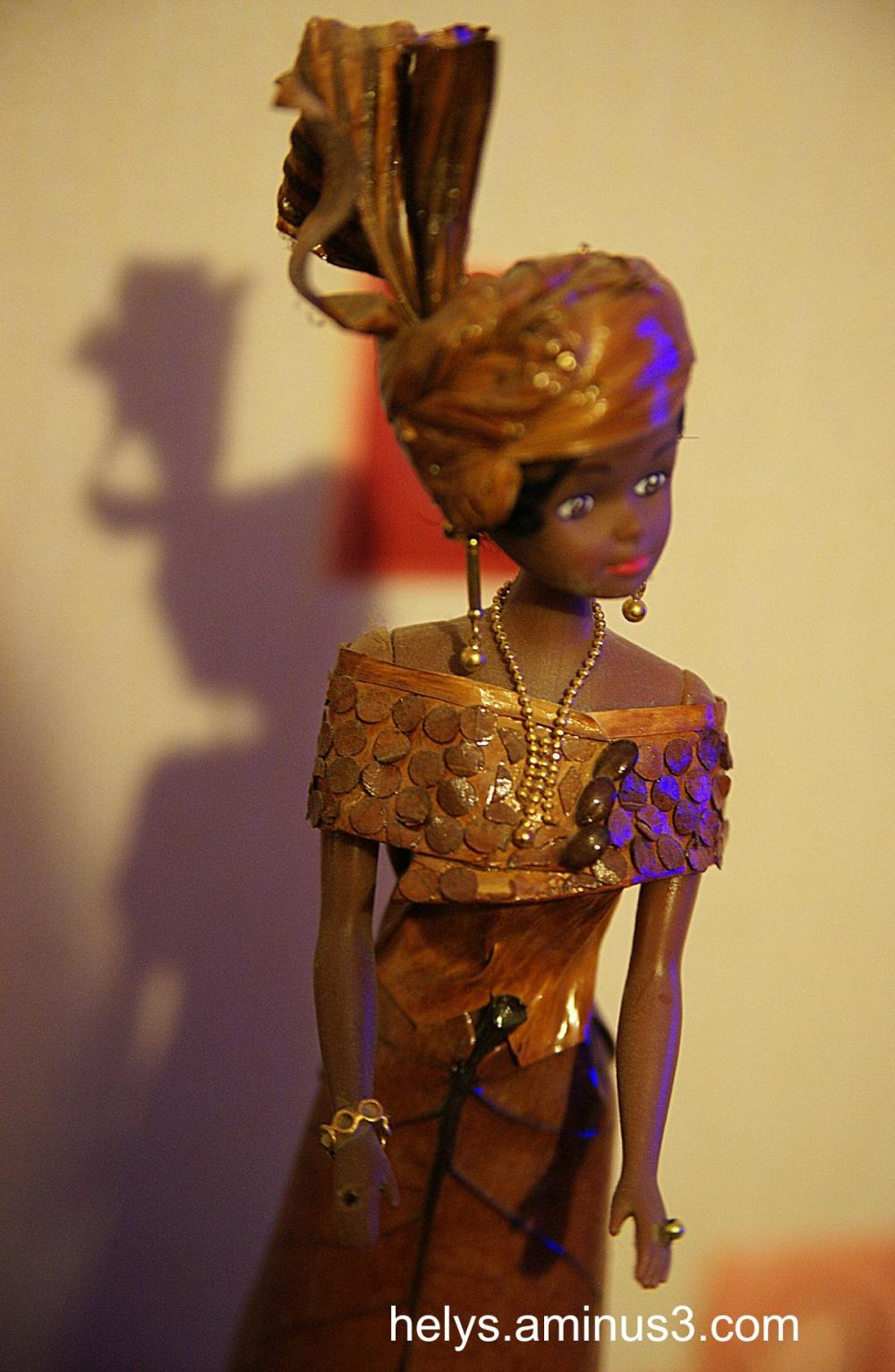 doll: pearls