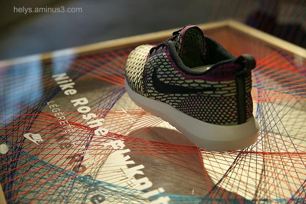 Nike Paris: Art is in the air