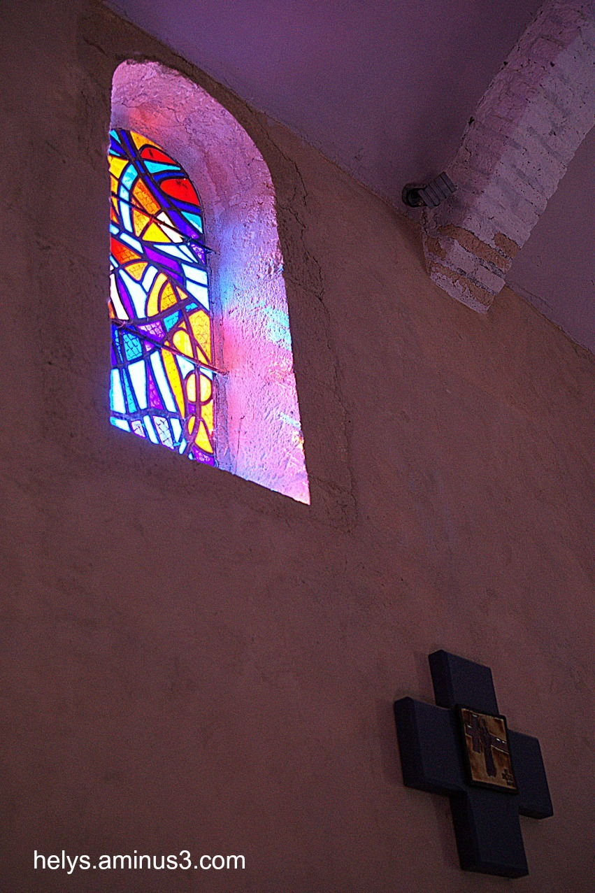 Andernos St Eloi church3