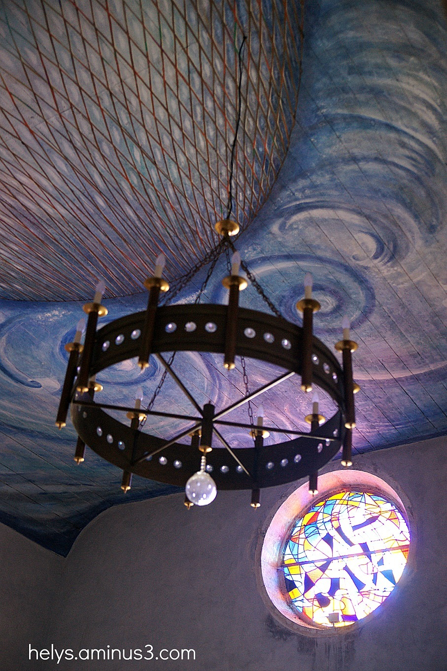 Andernos St Eloi church14