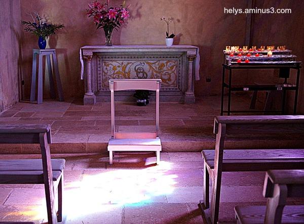Andernos St Eloi church19