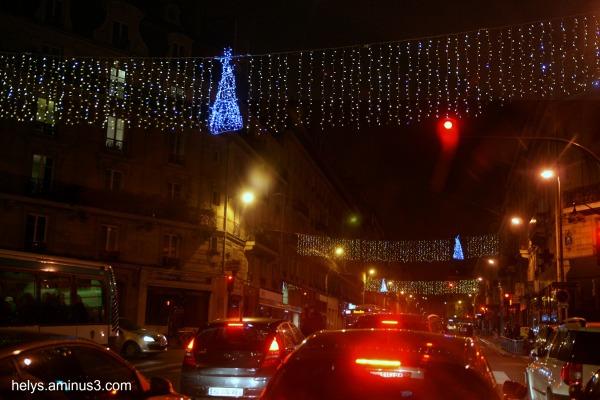 christmas illuminations, paris2
