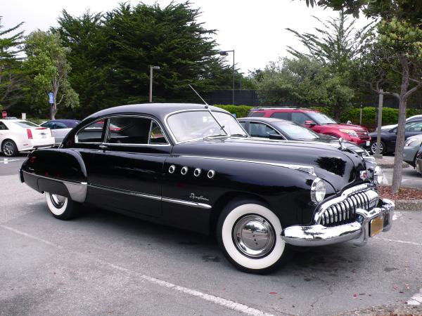 1949 Buick Roadmaster Dynaflow