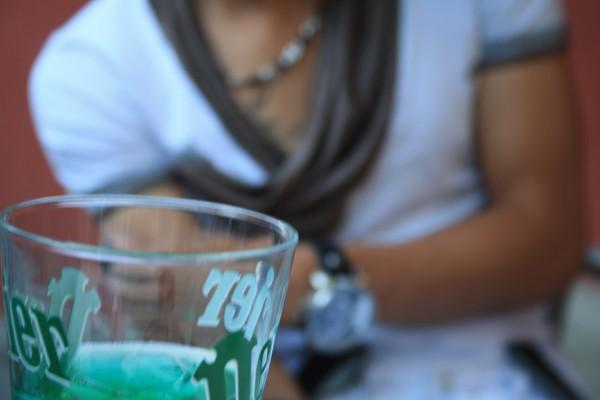 Vous buvez quelque chose?