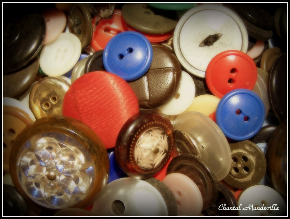 Boutons Divers