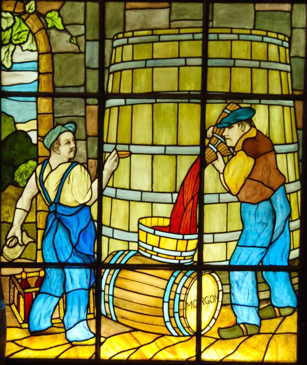 Les vignerons de Morgon