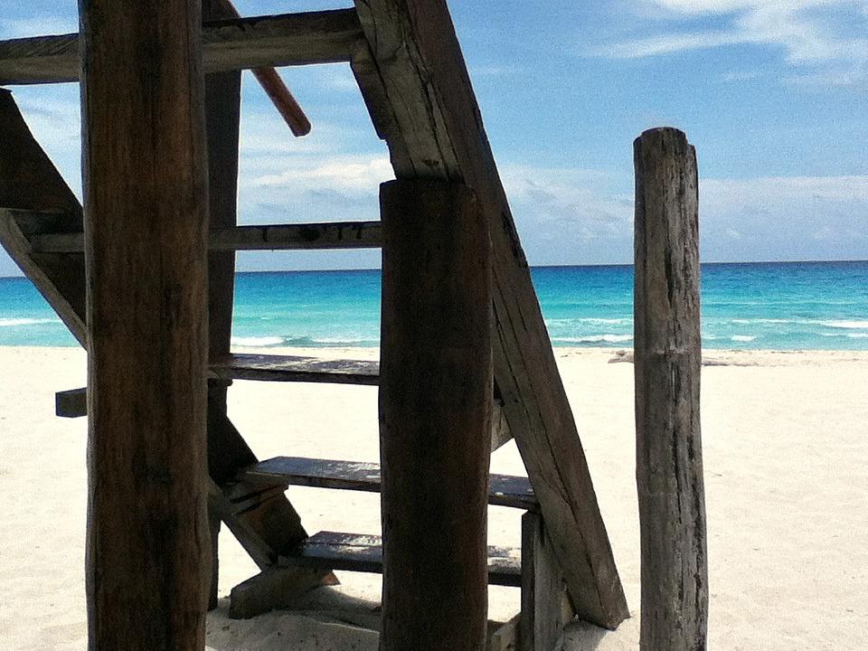 Playa Chac Mool, Cancún, México