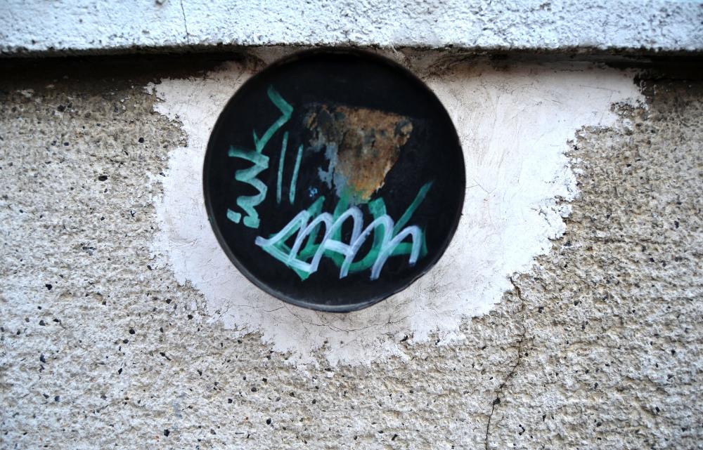 graffiti space