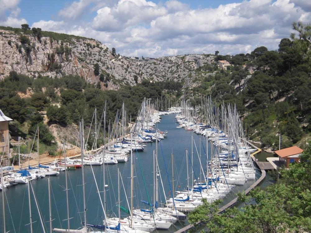 Calanque de Port Miou - CASSIS