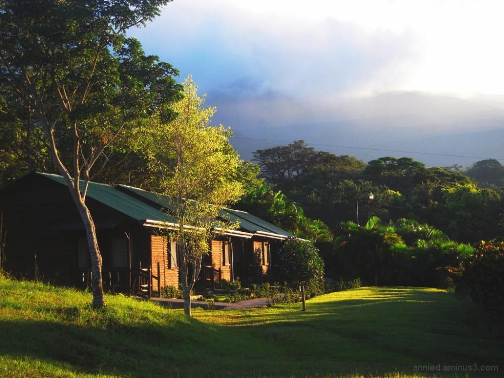Parc National Rincon de la Vieja (Costa Rica)