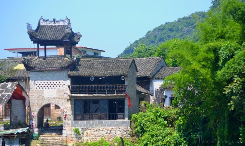 Sur la rivière Li (5)