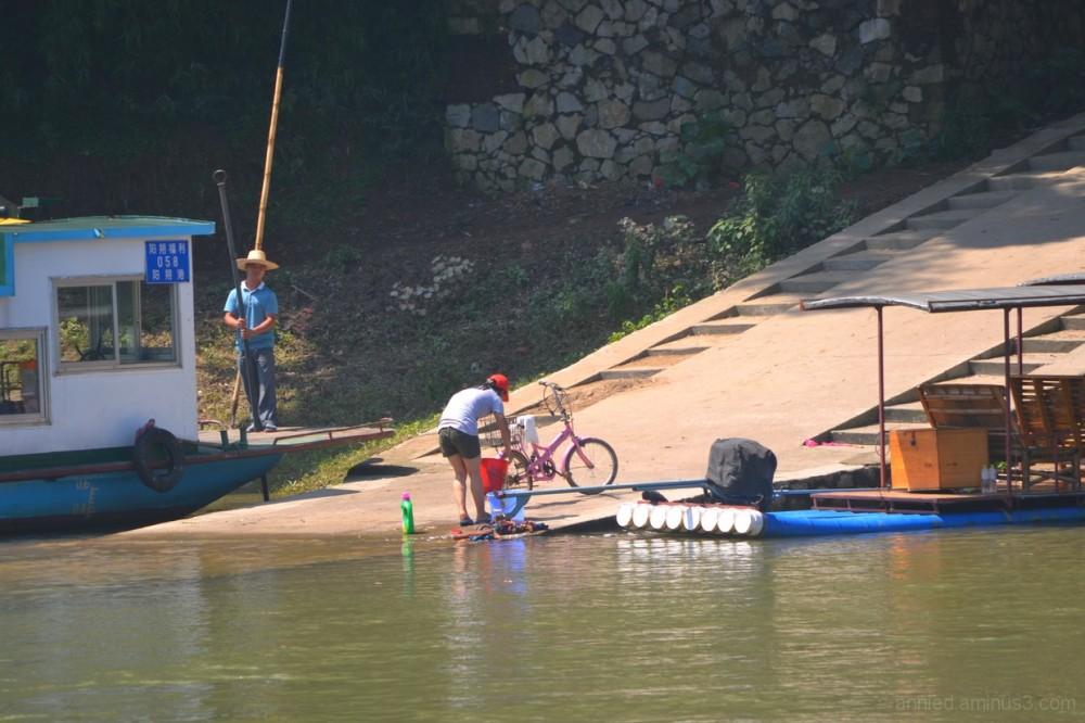 Sur la rivière Li (6)