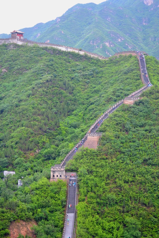 La Grande Muraille - Bada Ling (1)