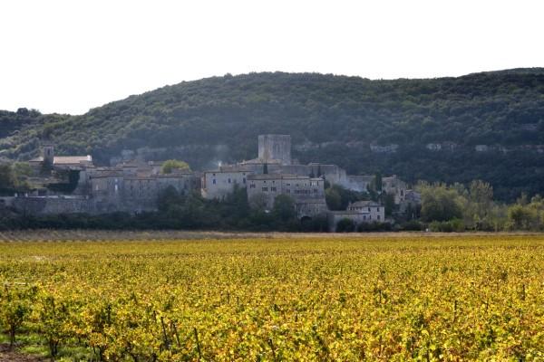 Village de Montclus (Gard)