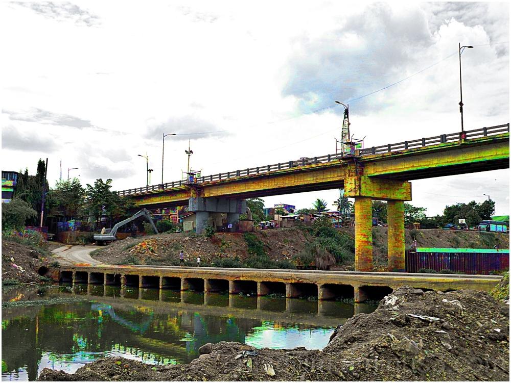 to bridge