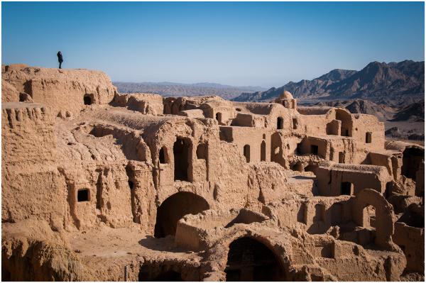 the Kharanegh village