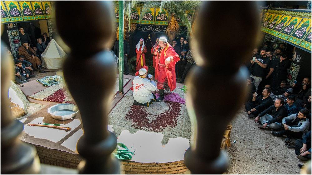 Passion ceremony