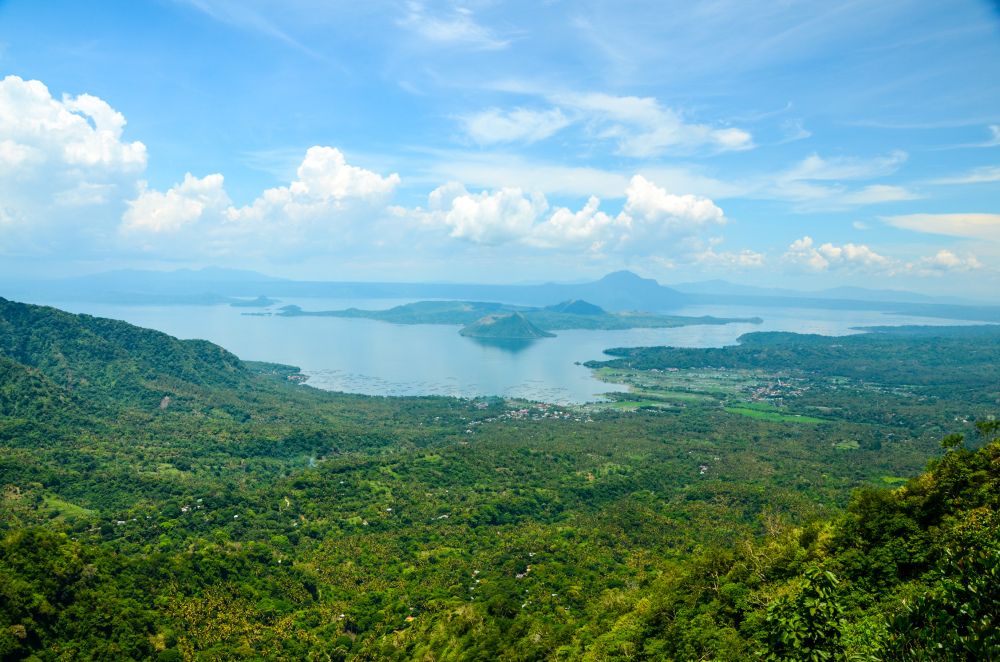 Taal View of Tagaytay City Highlands