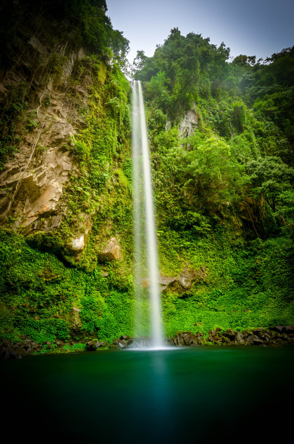 Katibawasan Falls of Camiguin Northern Mindanao