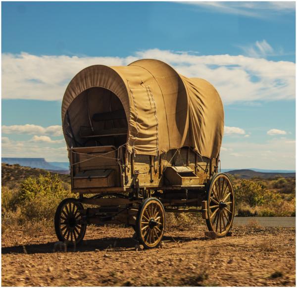 Old wagon.........
