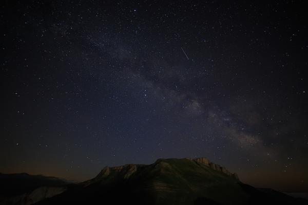 Voie Lactée dans le Vercors