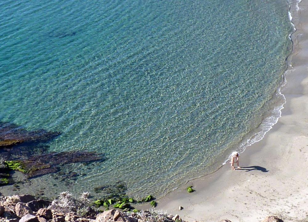 el mar, la vida...