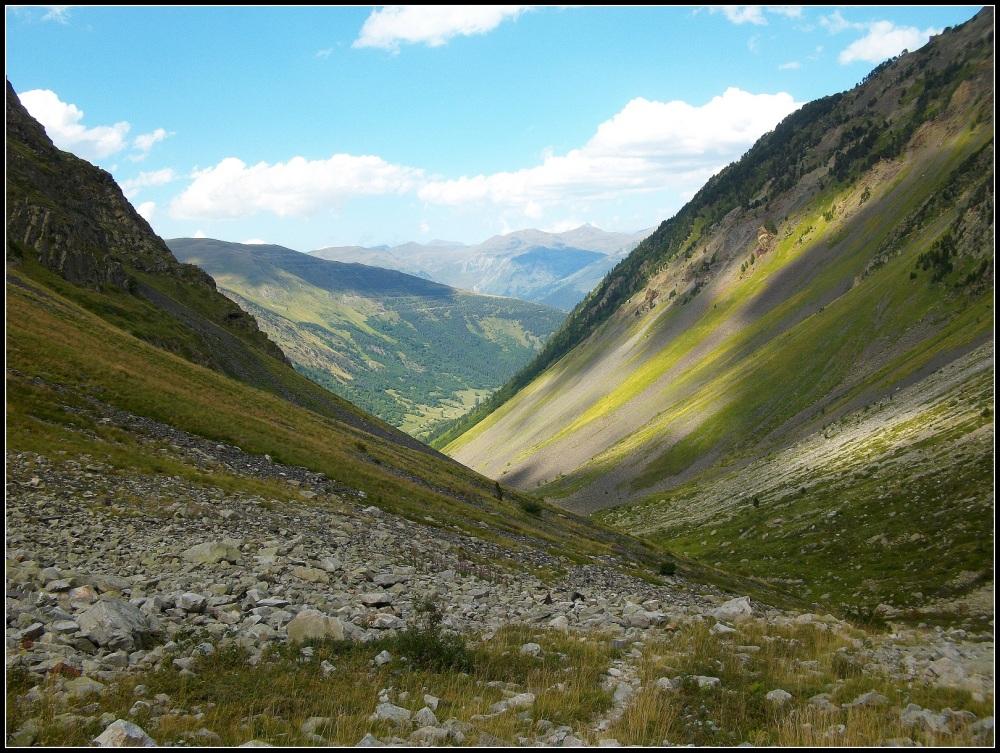 infinito valle