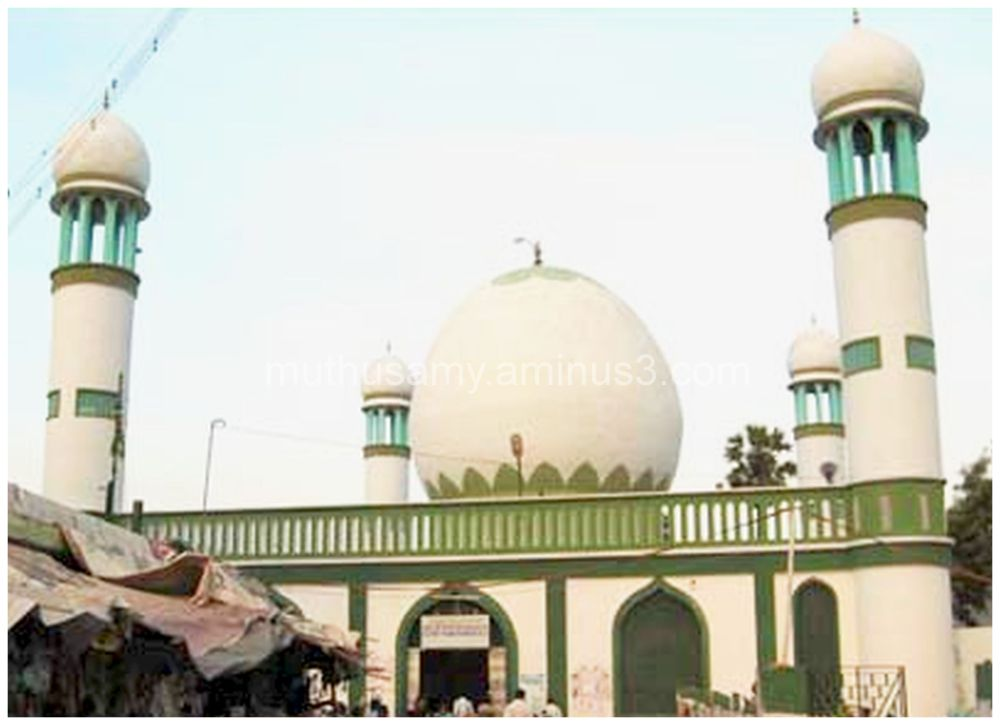 Dargah Tamim ibn Zayd al-Ansari Syed, Kovalam