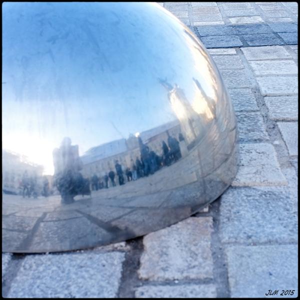dans la boule de cristal